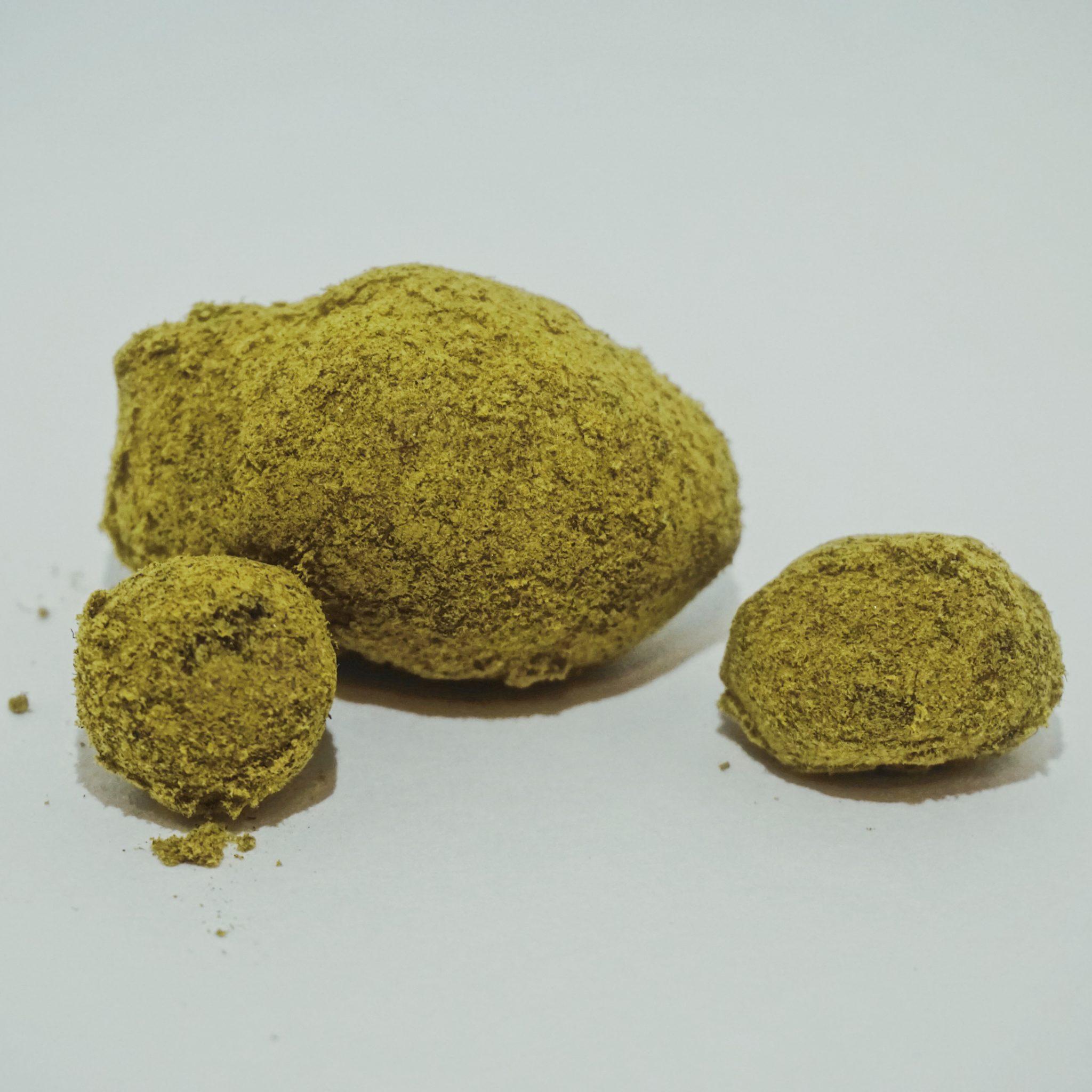 Stoney Delightz   Green Eggs Moonrock   1 Gram   99% THC