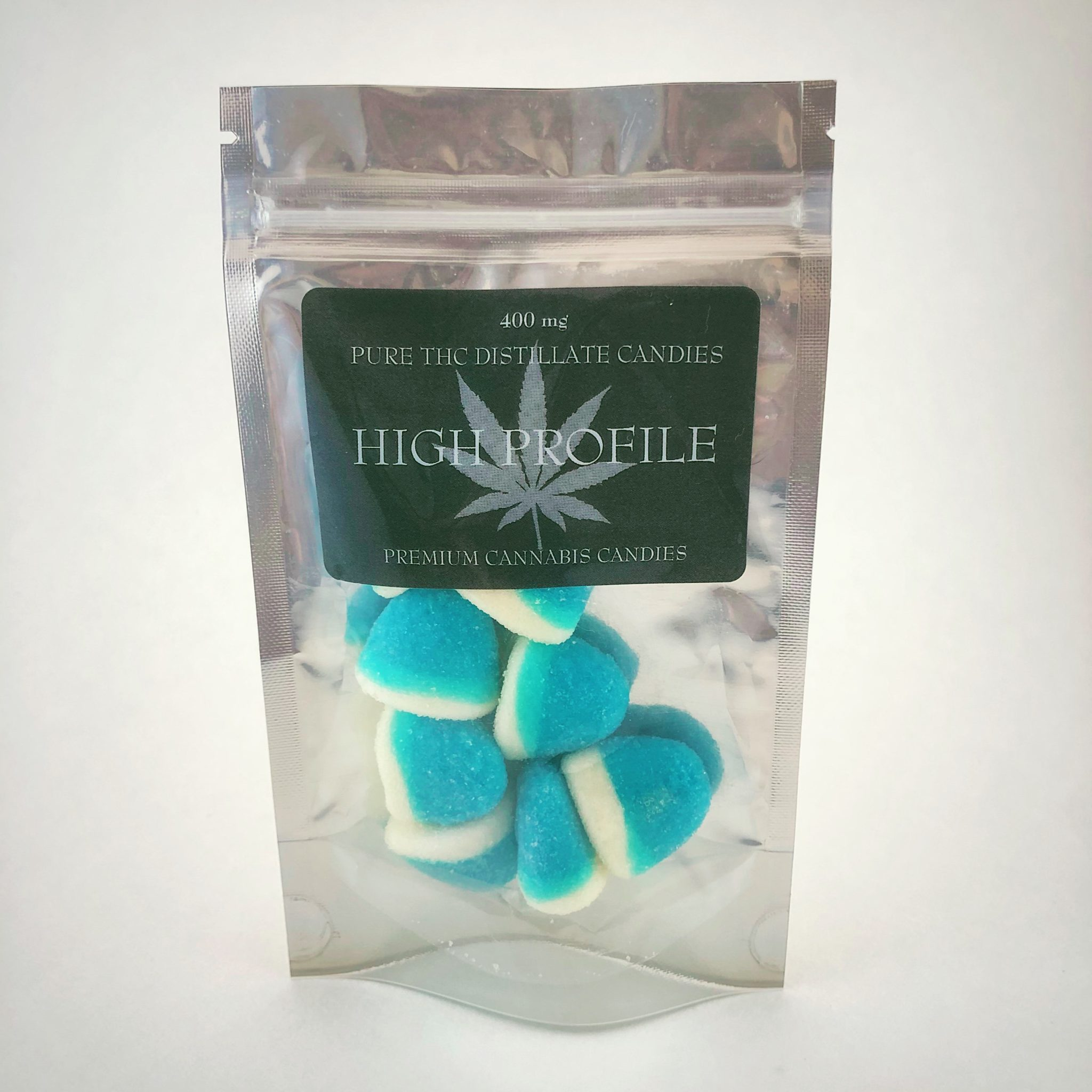 High Profile | 400mg THC-Infused Candies