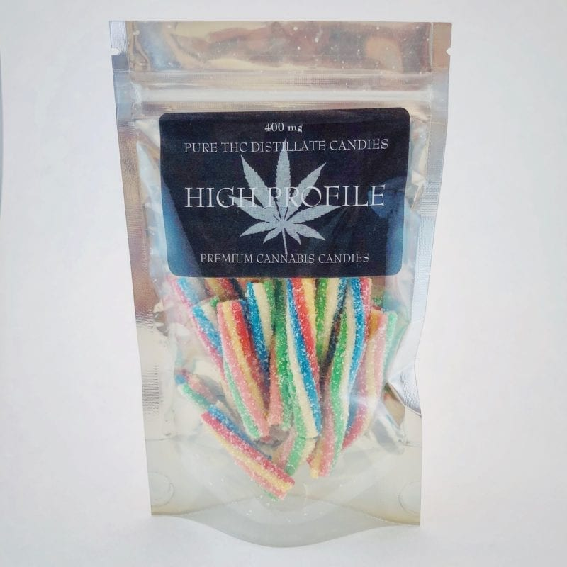 The Loud Line 400mg Cannabis Edibles San Diego Delivery