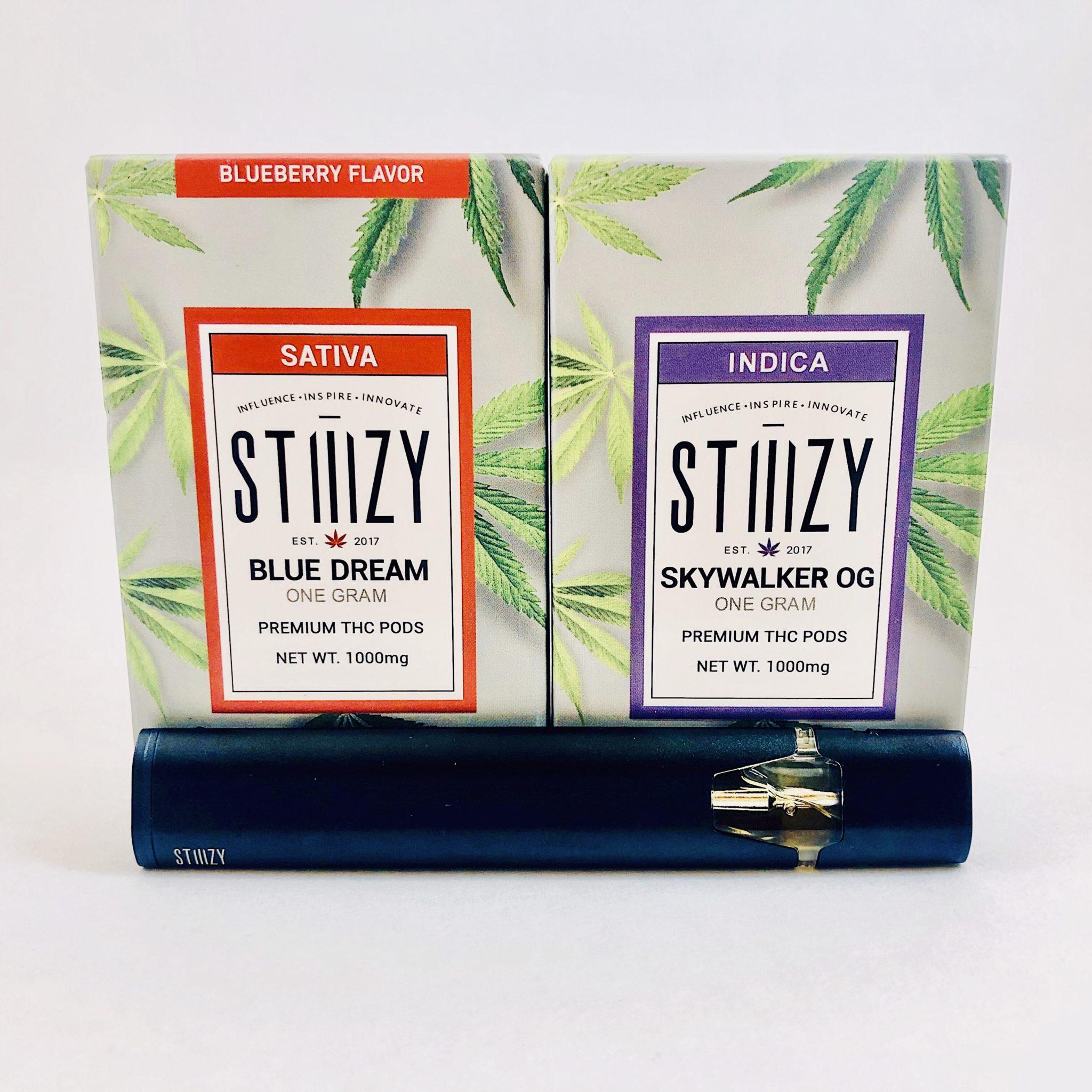 Stiiizy | Premium THC Pods | 1g Vape Cartridge