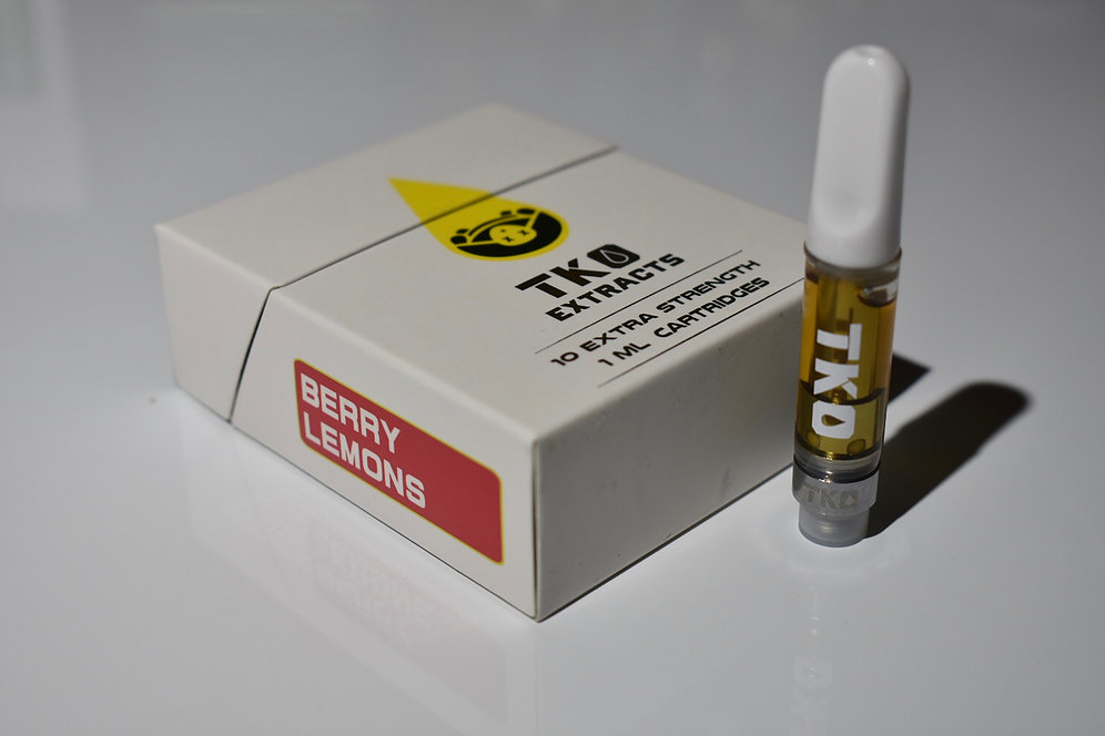 TKO Extract | Vape Cartridge | 1 Gram